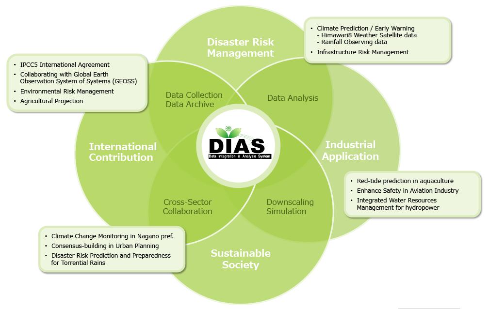 DIAS Case Stadies